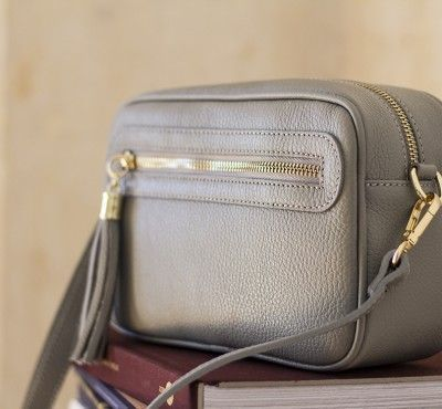 SMOOTH BOLSO GRIS