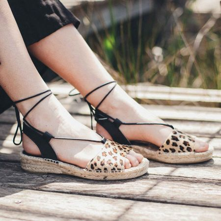 Alpargatas y sandalias de yute para mujer | Tendencias 2019