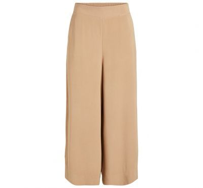 JOE PANTALÓN CROPPED BEIGE